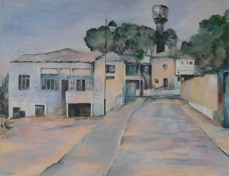 ורדית בן-משולם קורש (1962 - )