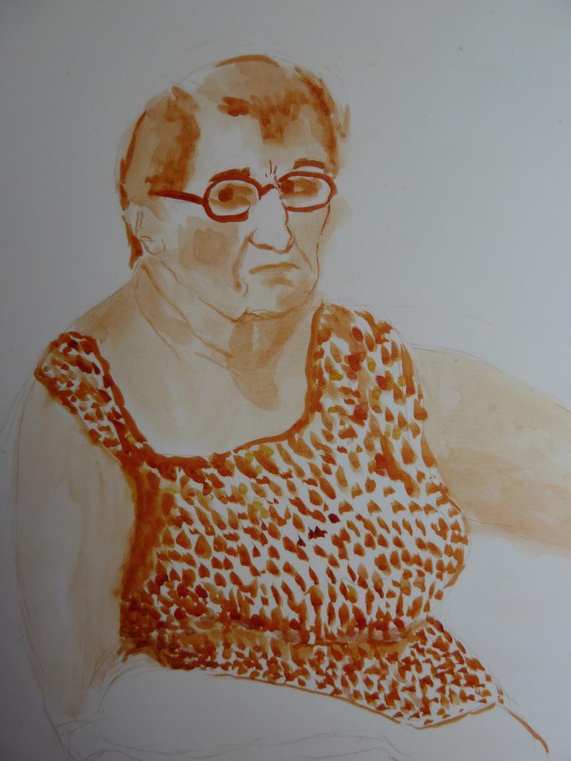 נעמי סמילנסקי (2016-1916 )
