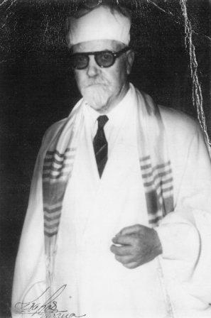הרב משה פינץ