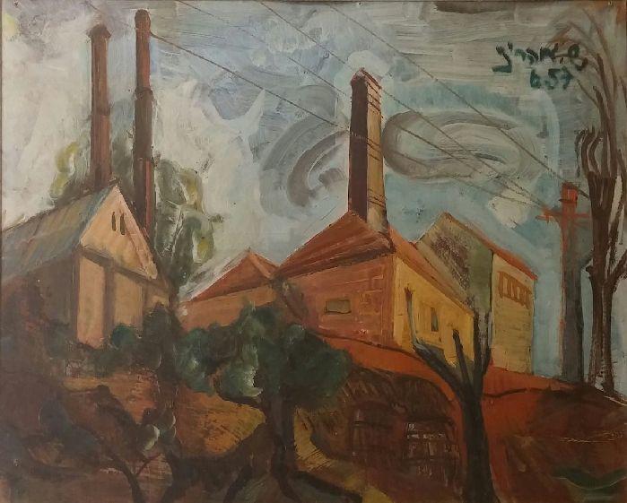 שלום (אהרונוביץ) אהרוני (1907 – 1997)