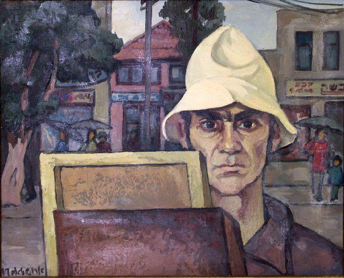 חיים ארונשטאם (1918 – 2002)