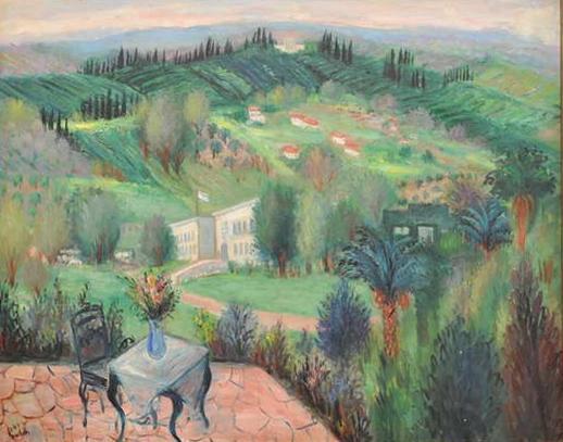 ראובן רובין (1893 - 1974)