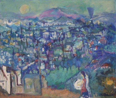 שלמה חוצן (1910- 1975)