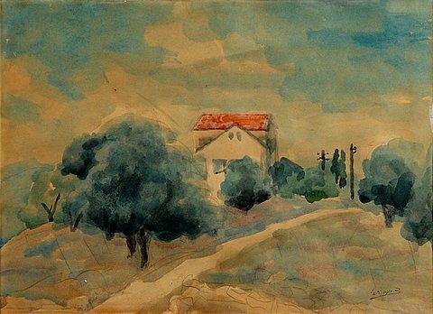 ציונה תג'ר (1900- 1988)