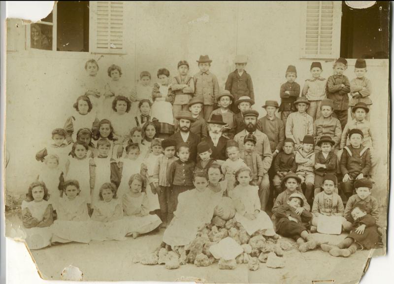 בית הספר העממי 1898