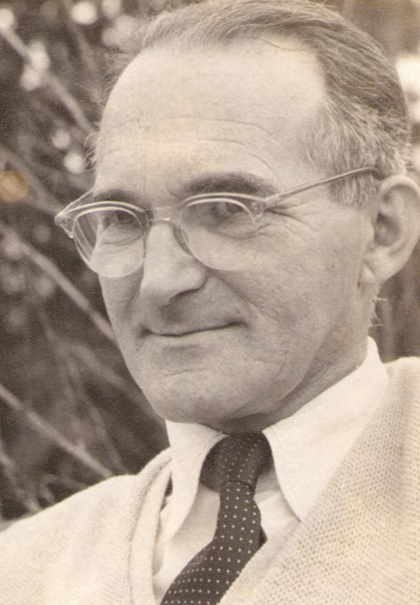 ארנסט, משה לודוויג יואל