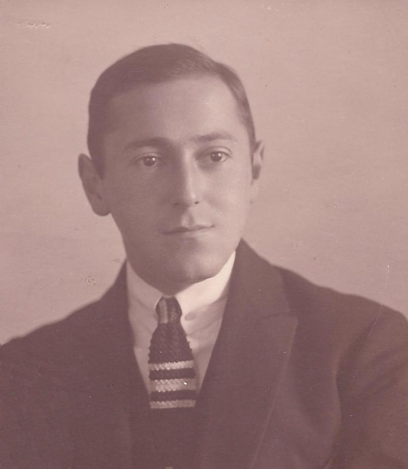 הוגו כהן 1923