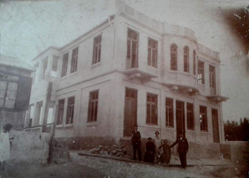 בית רחביה קנטרוביץ'