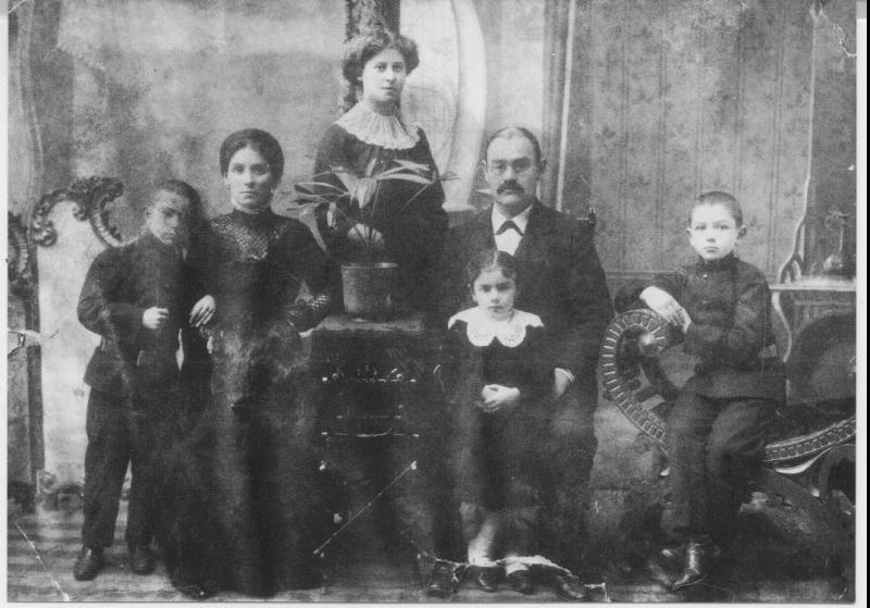 משפחת חייט