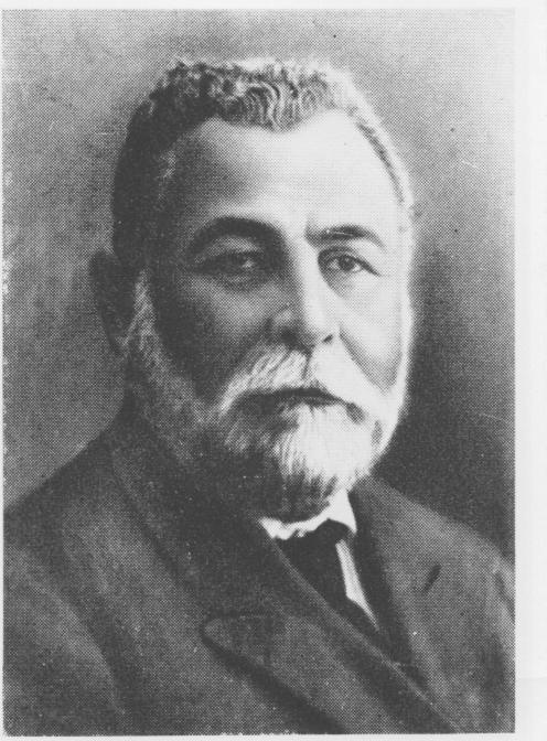אהרון אייזנברג (1863- 1931)