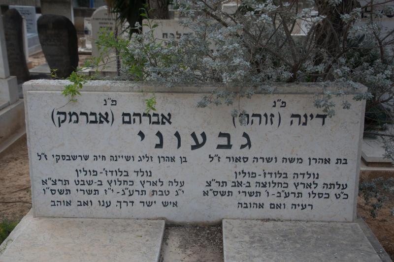 אברהם גבעוני