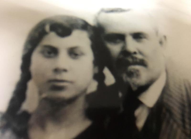 אהרון ודבורה קרוציק