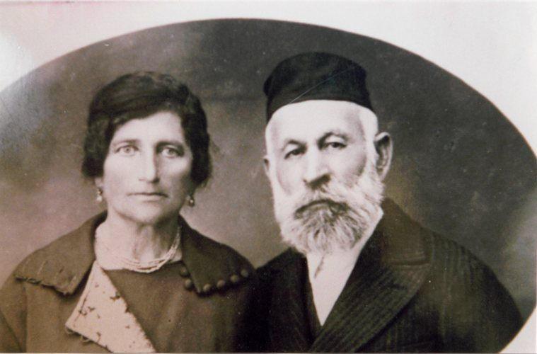 עמנואל ורבקה שרגא