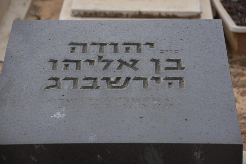 יהודה הירשברג